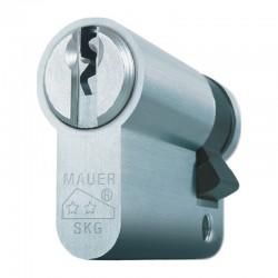 Mauer Standaard Halve cilinder
