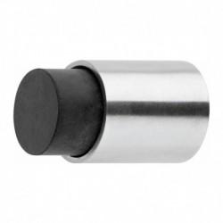 Deurstop wandmontage 22x30mm kort RVS
