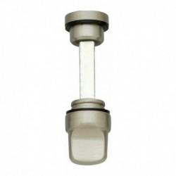 WC-olive los 8mm nikkel mat