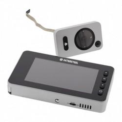 Digitale deurcamera 2.1 met bewegingssensor en belfunctie inclusief 128MB SD card
