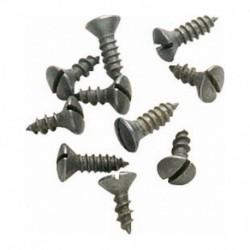 Schroef 4x16 tbv Metalfor grijs