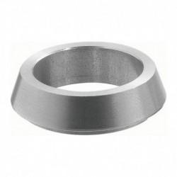Halsring 5mm hoog tbv kruk ø19mm RVS