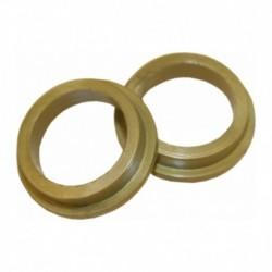 Nylon ring 20-16mm verdikt bruin