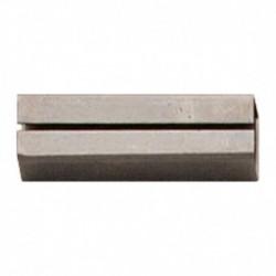 Verloop huls 8-9mm metaal